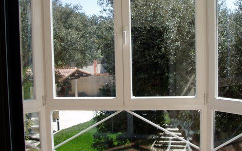 Interior balcón